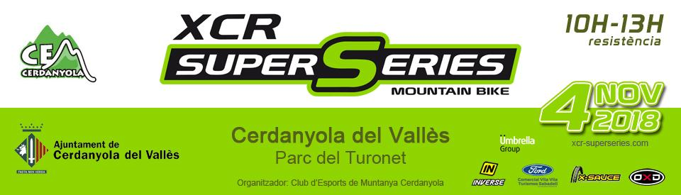 XCR Superseries